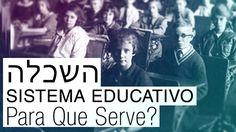 Sistema Educativo: Para Que Serve?