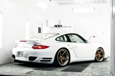 Hot or Not? Porsche 997TT ADV05 Track Spec SL (by ADV1WHEELS)