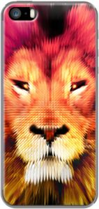 BIG CAT LION By Chrisb Marquez for iPhone 5/5s @TheKaseOfficial