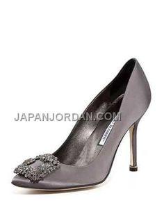 http://www.japanjordan.com/manolo-blahnik-hangisi-satin-pump-black.html 送料無料 MANOLO BLAHNIK HANGISI SATIN PUMP 黑 Only ¥22,485 , Free Shipping!