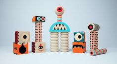 Monster Blocks, the gift you say you bought for your kids, but you mostly bought it for you.