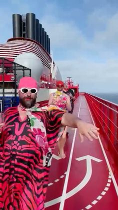 virginvoyages on Instagram: Retro Glam Pool Party? It's okay to be late. Just do it fashionably, Sailors 😎🥂 Richard Branson, Sailors, Just Do It, Photo And Video, Retro, Party, Fun, Instagram, Travel