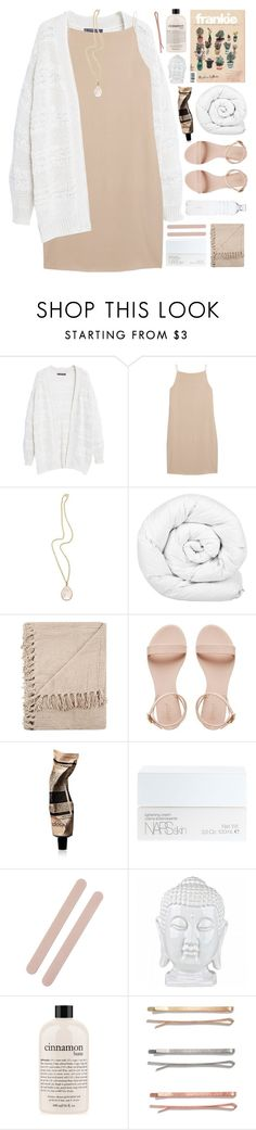 """""""Big girls cry when their hearts are breaking"""" by end-of-the-day ❤ liked on Polyvore featuring Violeta by Mango, T By Alexander Wang, Irene Neuwirth, Brinkhaus, Aesop, NARS Cosmetics, Muji, philosophy, Madewell and women's clothing"""