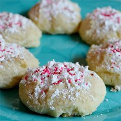 "Ricotta Cheese Cookies I ""These were very good. My whole family loved them. the icing was perfect, it gave them a little more sweetness."""