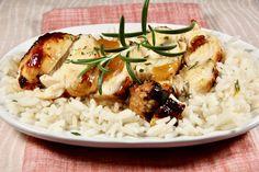 Air Fryer Apricot-Glazed Chicken Breasts Breaded Pork Chops, Juicy Pork Chops, Air Fryer Dinner Recipes, Air Fryer Recipes, Air Fryer Pork Chops, Air Fried Food, Oven Roasted Turkey, Best Meatloaf, Glazed Chicken