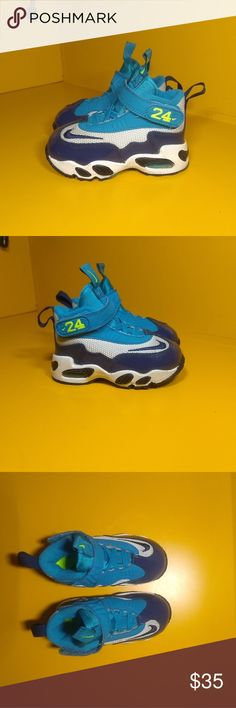 buy online 34061 d7dcf Toddler Nike Air Griffey Max 1 I Size 6 - Gently used without original  packaging -