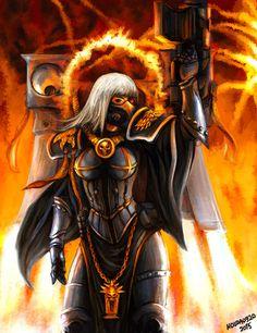 Adepta Sororitas,sisters of battle, сестры битвы,Ecclesiarchy,Imperium,Империум,Warhammer 40000,warhammer40000, warhammer40k, warhammer 40k, ваха, сорокотысячник,фэндомы,Seraphim Troop