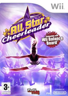 Image result for all star cheerleader wii