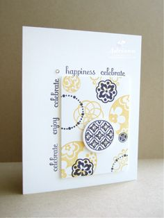 circle circus cas and color challenge by fl_beachbum - Cards and Paper Crafts at Splitcoaststampers