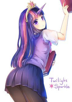 My Little Pony, Rarity, by Twilight Sparkle (pixiv:2888863)