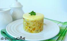 Salata de peste afumat cu maioneza 3 Pesto, Pudding, Fish, Cooking, Desserts, Salads, Kitchen, Tailgate Desserts, Deserts