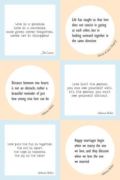 Wedding Quotes Sayings Poems On Pinterest