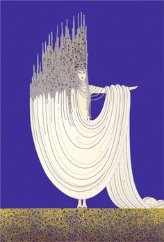The Artic Sea - Erte