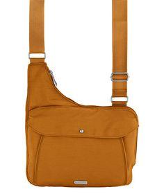 Loving this Butterscotch Promenade Crossbody Bag on #zulily! #zulilyfinds