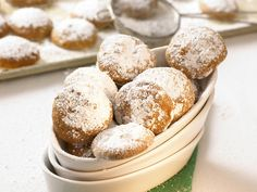 Mini-Lebkuchen - smarter - Kalorien: 89 Kcal - Zeit: 25 Min. | eatsmarter.de Lebkuchen im Miniformat - eine gute Idee!