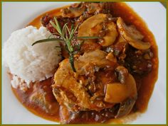 Goulash, Russian Recipes, Food 52, Thai Red Curry, Stew, Mashed Potatoes, Pork, Cooking Recipes, Pizza
