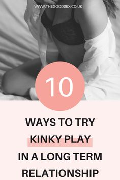 First Time Trying Kink? Here's What You Need to Know… Discover 10 ways you can add some kink into your sex and relationships today! Sex advice worth reading for every woman - this is your beginners guide to kinky play. Learn how to have better sex and communicate with your partner today! PIN NOW AND READ LATER! Sex advice   Sex advice for women   How to have better sex articles   Relationship tips   Relationship goals  Increase intimacy   Long term relationship   Marriage advice   Marriage help Marriage Help, Marriage Advice, Rekindle Romance, Intimacy Issues, Ending A Relationship, Dating Tips For Women, Happy Relationships, Kinky, Anne Hattaway