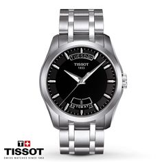 Jared - Tissot Men's Watch Automatic Couturier T0354071105100