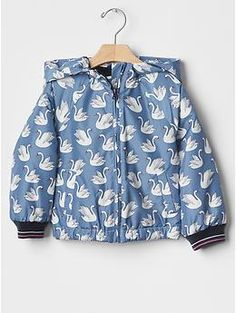 Swan windbreaker | Gap