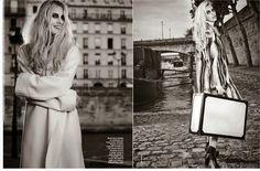 Sofya Titova for D-La Repubblica (28th September 2013) photo shoot by Taki Bibelas  #D-laRepubblica #HoudaRemita #MathieuGuignaudeau #RacheleBagnato #SofyaTitova #TakiBibelas