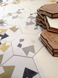 Revêtement de sol en ciment KEIDOS by enticdesigns | design MUT Design