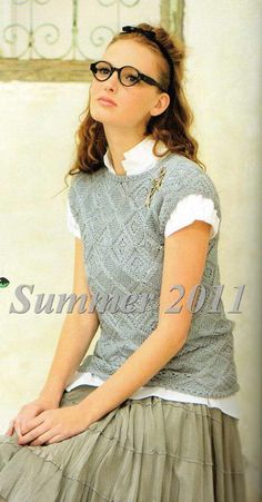 Keito Dama 150 (Japanese knitting/crochet magazine: Summer 2012