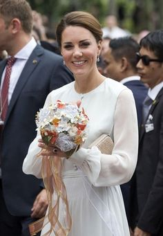 Kate Middleton Photos - The Duke And Duchess Of Cambridge Diamond Jubilee Tour - Day 6 - Zimbio Please support us by Shopping at: PinterestBob.net We Give you deep discounts AND FREE shipping anywhere in the world!
