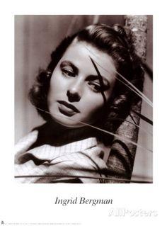 Ingrid Bergman Posters at AllPosters.com
