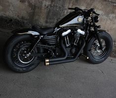 HD XL1200X Forty-Eight Bobber Kustom
