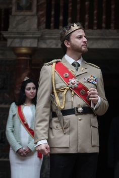Richard II Palestinian Arabic by Ashtar Theatre (C) Marc Brenner