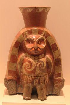 Moche Owl God