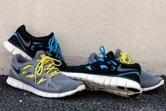 #Nike Free Run+ 2 – Fall 2013