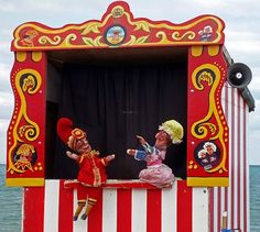 Punch and Judy!!!