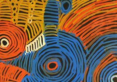 Awelye by Minnie Pwerle from Utopia, Central Australia created a 90 x 60 cm Acrylic on Belgian Linen painting SOLD at the Aboriginal Art Store Aboriginal Painting, Aboriginal Artists, Indigenous Australian Art, Indigenous Art, Kunst Der Aborigines, Aboriginal Culture, Art Store, Tribal Art, Art Music
