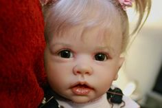 REBORN TODDLER TIPPI BY LINDA MURRAY AND PUDDIN'CAKE BABIES