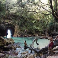 14 Secret Swimming Spots - C'mon in, the water's fine!