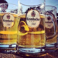 Krombacher (German beer)