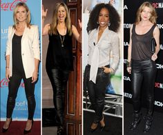 8 Reasons I'm Amped For Fall... #1 Leather Pants!