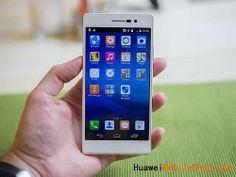 HUAWEI Ascend P7 4G LTE Smartphone Android 4.4 Quad Core 5 Inch 13MP camera