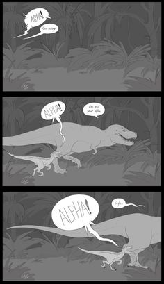 Jurassic World: Epilogue by Etherstar on DeviantArt