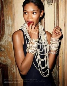Pearls, Pearls, And more pearls! I will wear pearls on my wedding day!!!!!