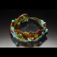 Free Form Bead Weaving