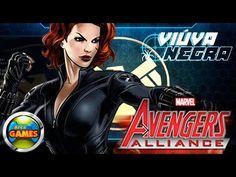 Marvel Avegers Alliance Viuva Negra