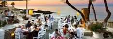 Restaurant Prima Plora Nothing Better than the Real Thing Crete, Street View, Restaurant, Diner Restaurant, Restaurants, Dining