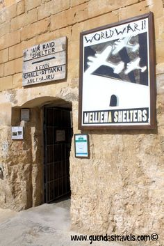Mellieha Shelters