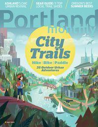 July 2012: City Trails