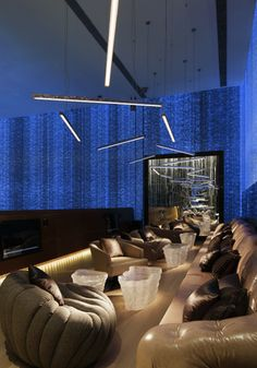 A.N.D. | Projects / W HOTEL Guanzhou Fei Ultra Lounge - Guanzhou,China