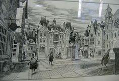 Photo of Corpse Bride Concept art for fans of Corpse Bride.
