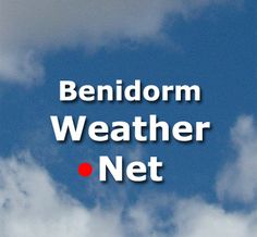 Follow Benidorm Weather on Twitter at https://twitter.com/BenidormNow