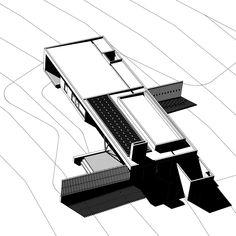 Casa RG Aguadulce  @carlosmardonesarquitectos  Construye @plannhouse_chile ~ ~ ~ ~ ~ ~ ~ ~ #axo_madness #arquitecturaydiseño #arquitectura #arquitecturadechile #panelsip #houses #casasmodernas #casasmodulares #casasdeplaya #aguadulce #huentelauquen #architecture_minimal #drawing #isometric #isometricart #isometricdesign #modulararchitecture #archicaddesign #graphisoft #casasbonitas #arquitecturaresidencial #segundavivienda #illustrart #illustration #shadows #blackandwhite Chile, Blog, Drawing, Architecture, Illustration, Residential Architecture, Modular Homes, Beach Houses, Nice Houses